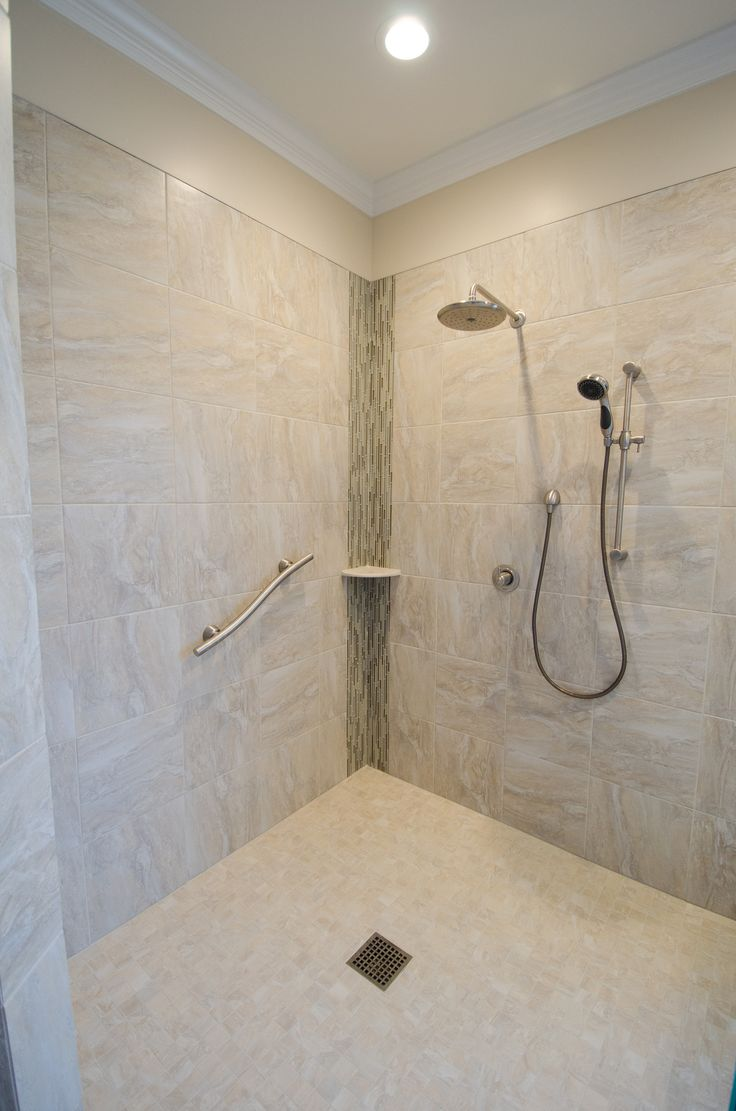 78 Best Images About Re Bath Remodels On Pinterest Corner Shelves Dual Shower Heads And Stone