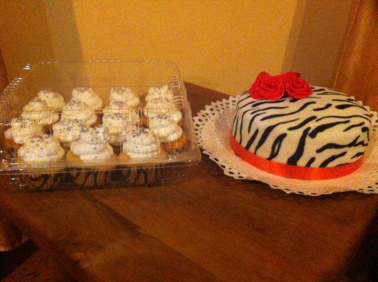 Zebra cake  Www.facebook.com/alicia.antofagasta