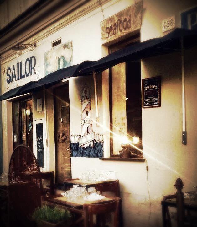 Ristorante Sailor - Via Flaminia vecchia 638/640