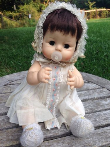 Tiny Rubber Baby Dolls American Character Tiny Tears Doll