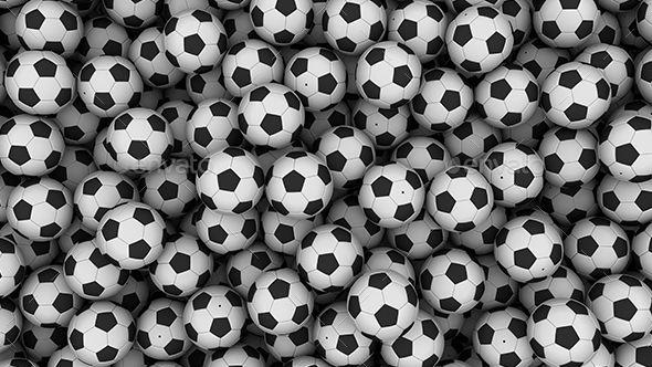 Pile Of Soccer Balls Soccer Backgrounds Soccer Balls Soccer Inspiration