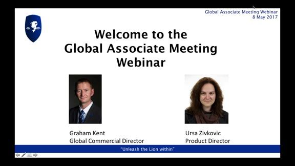 Recording of LEO Global Associate Meeting 8 May 2017 - Graham Kent, Global Commercial Director and Ursa Zivkovic, Product Director led the presentation. David Johnstone, General Manager LEOcrowd joined us to speak of the LEOcrowd developments. #eLearning #digitalcurrency #crowdfunding #prosperwithLEO