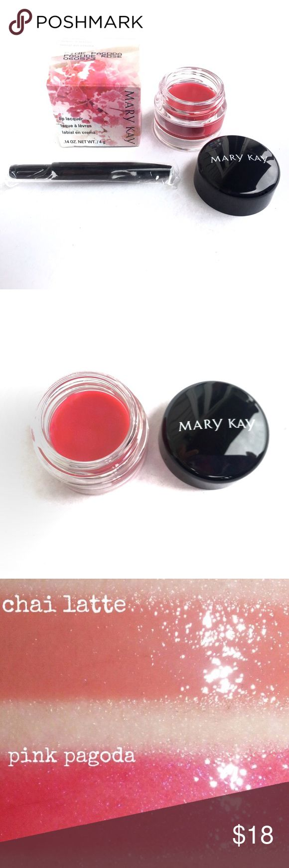 Mary kay lip lacquer pink pagoda mary kay lip lacquer with mini retractable