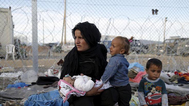 Flüchtlinge in Europa umsiedeln: Auch Merkels Solidarität hat Grenzen
