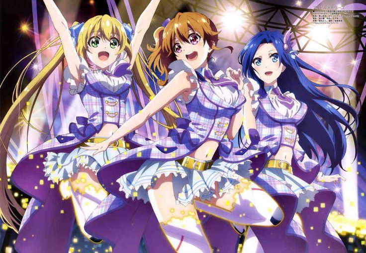 """Download Anime Idol Memories Subtitle Indonesia Batch - http://drivenime.com/idol-memories-subtitle-indonesia-batch/   Genres: #Music   Sinopsis Kisah Idol Memories bersetting pada masa depan, dimana pertunjukan live idol music di dunia maya telah menjadi hal biasa. Dengan latar belakang ini, sepasang grup idola saingan bersaing memperebutkan """"tiara"""" yang didambakan, yang merupakan tempat nomor satu di """"Liga--------  Type: #Anime, #Batch, #TV"""