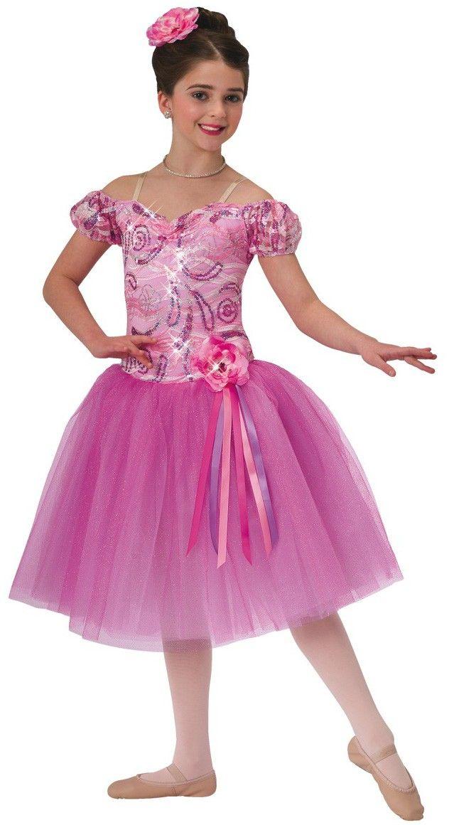 15210 Debutante: Ballet Girls