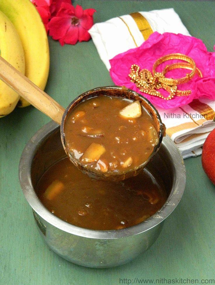 Onam is around the corner and my dear fellow bloggers keep on posting onam sadhya recipes so I was thinking yesterday to prepare pradhama...