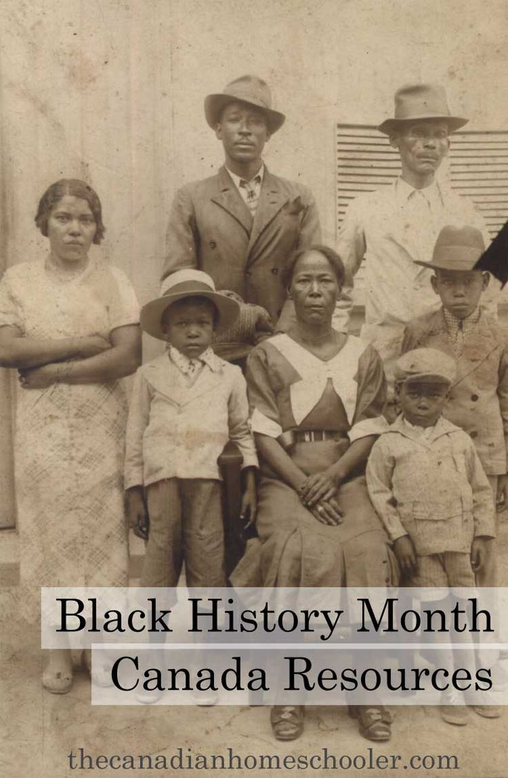 February has been designated Black history month, and we have a rich history here in Canada. Here's some great resources to learn more. Black History Canada has a large amount of information – from timelines, to famous names in arts and culture, to a printable educational quiz, to summaries of key events in black history. …