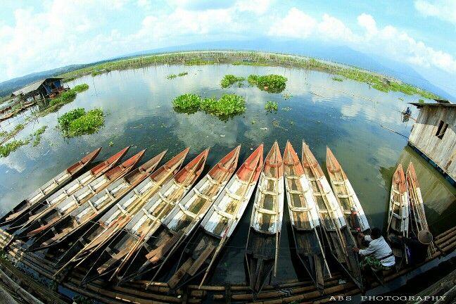 Rawa pening Lake