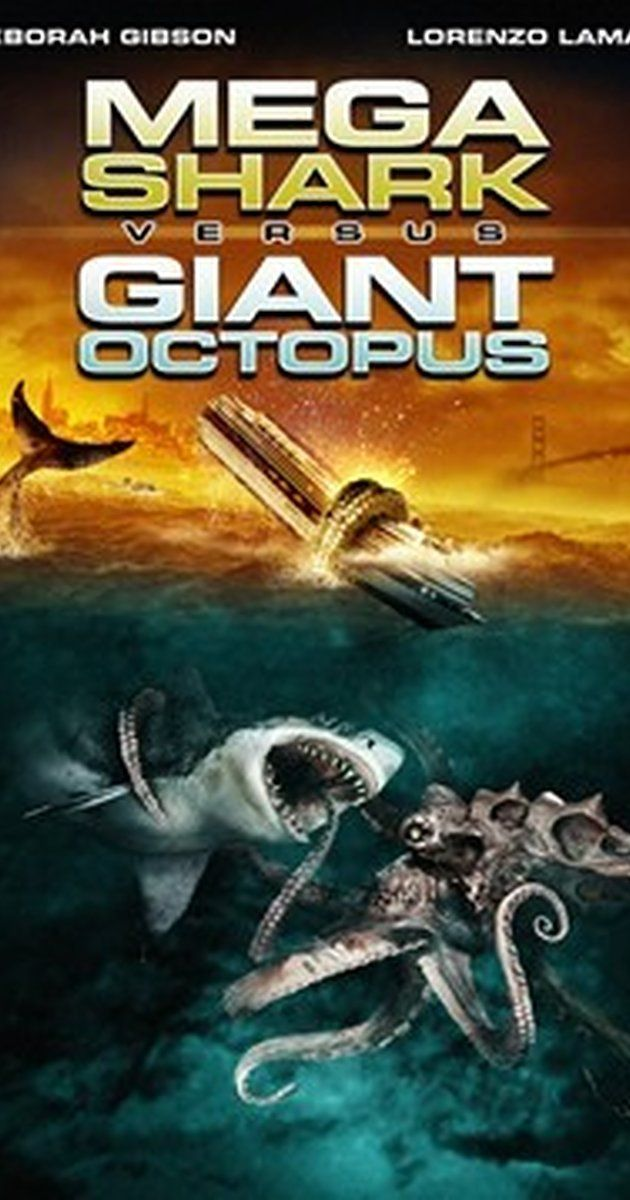 Mega Shark vs. Giant Octopus (Video 2009)