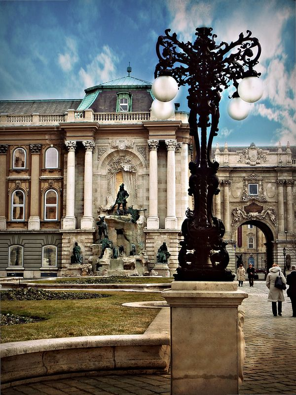 Buda Castle, Budapest, Hungary So excited to go next summer