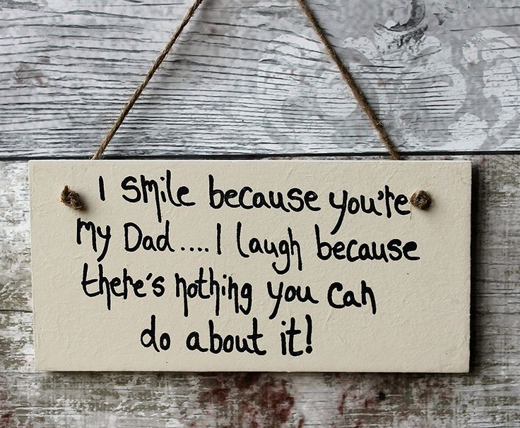 MadeAt94 Handmade Wooden Plaque Gift for Dad Grandad Fathers Day Sign Birthday: Amazon.co.uk: Kitchen & Home
