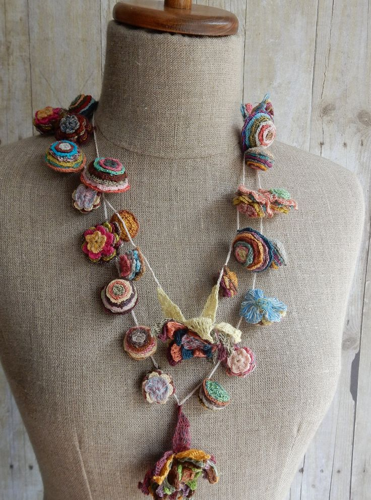 """Sophie Digard – """"Pop Up"""" Necklace – The French Needle"""