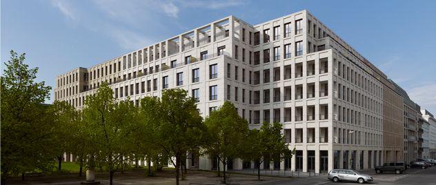 Kleihues+Kleihues   Max-Reinhardt-Platz