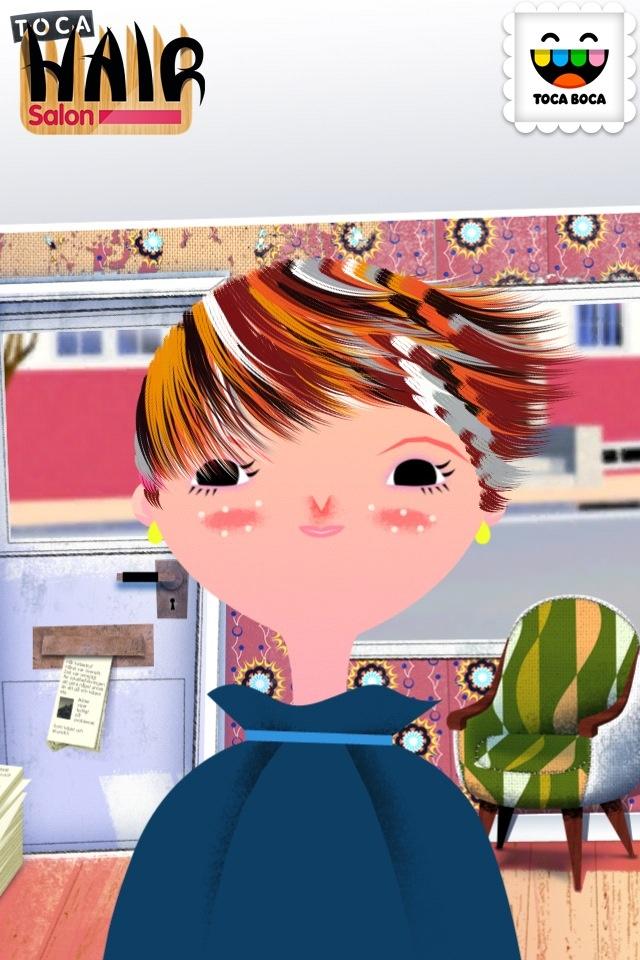 Toca Boca hair salon Kids app, Stories for kids, Ipad kids