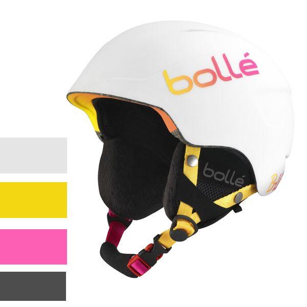 Casca Ski/Snowboard Bolle B-Lieve White-Pink va ofera protectie optima pentru a va bucura in siguranta de aventurile montane. Casca a fost conceputa astfel incat sa fie potrivita atat pentru fete cat si pentru dame, datorita sistemului Click-To-Fit care va permite sa ajustati casca excat pe marimea dumneavoastra.