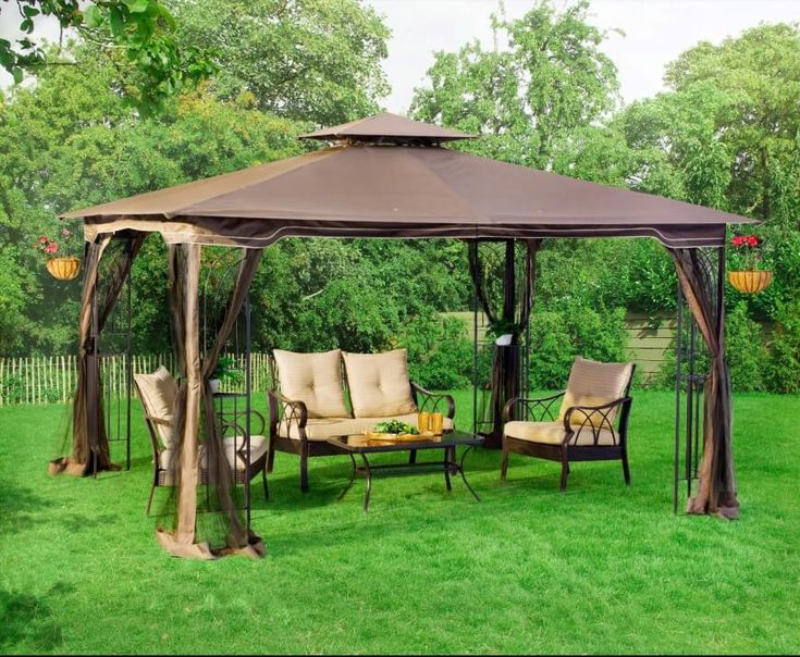 20 Portable Gazebos That Will Keep The Bugs Out 2018 Portable