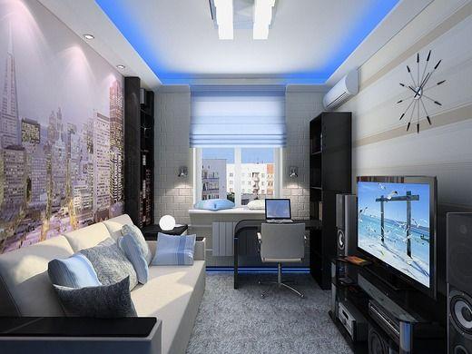 комната подростка в стиле хай-тек - Поиск в Google