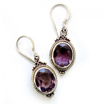 Amethyst Earrings 4