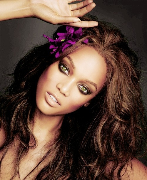 Tyra Banks Black And White: Best 25+ Tyra Banks Makeup Ideas On Pinterest