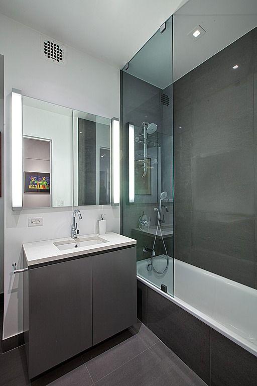 Wonderful Bathroom Designs Grey White Scandinavian Bathrooms