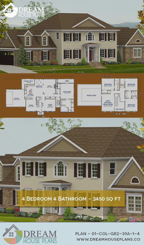 Dream House Plans Simple yet popular Craftsman