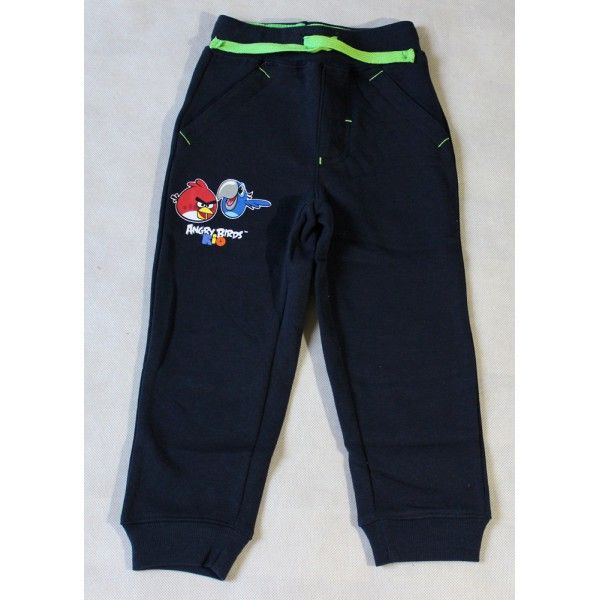 Angry Birds vastag nadrág sötét kék