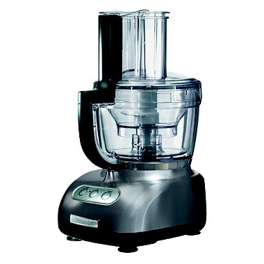 Silver KitchenAid® Artisan® Food Processor - From Lakeland