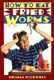 Check out y blog at...  http://southwelllibrary.blogspot.co.nz/2015/04/how-to-eat-fried-worms-by-thomas.html  Read a good book lately?: How to Eat Fried Worms by Thomas Rockwell (general fiction)