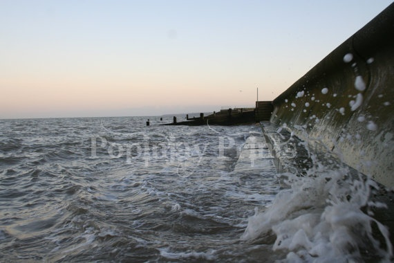 Wave at shell beach by PopinjayPrints on Etsy, $17.00