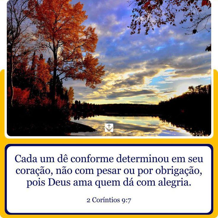 2 Coríntios 9:7
