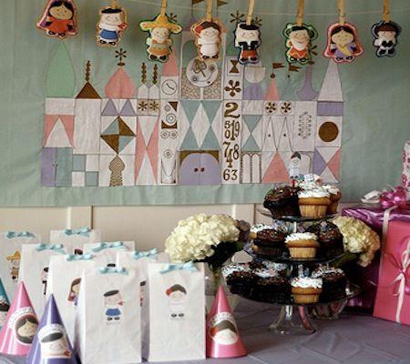 31 best ideas about disneyland birthday party on pinterest for Small birthday party ideas for adults