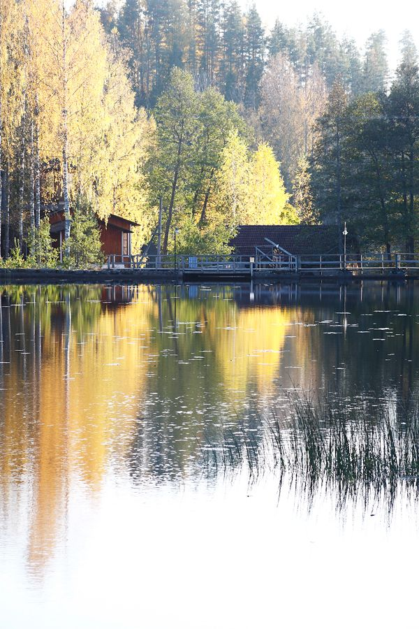 Viimeisiä syksyn loiston hetkiä. Kuvausreissulla lokakuun alussa kauniissa Kymenlaakson maisemissa!