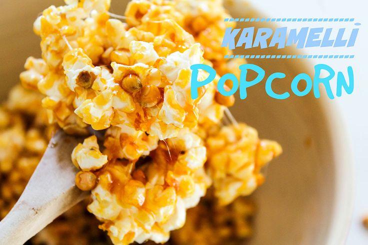 karamelli-popcorn