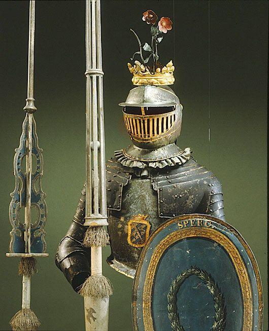 Armour, 1776-1777. Livrustkammaren, CC BY-SA