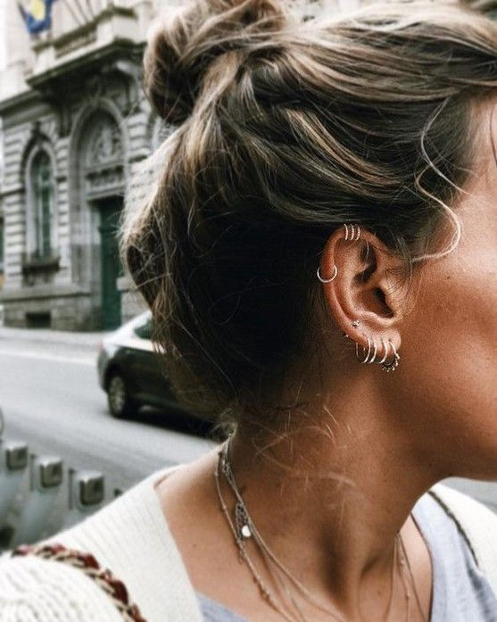 60+ Eye-Catching and Cutest Ear Piercings Accessories You Should Own – Page 5 of 66