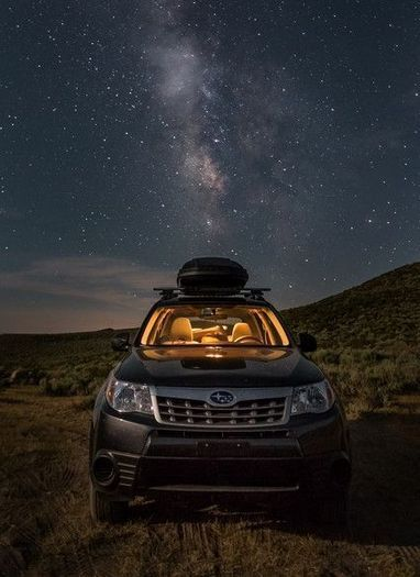 A Subaru Forester? Seriously? Click to see what other cars made the list, you'll be surprised at the results! #spon #sexycars