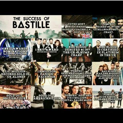 bastille new song blame