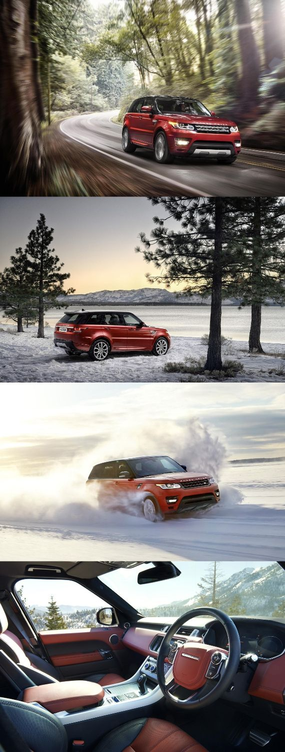 2013 Range Rover Sport. If I ever buy a luxury anything (that isn't a super car), it'll be a Range Rover Sport.