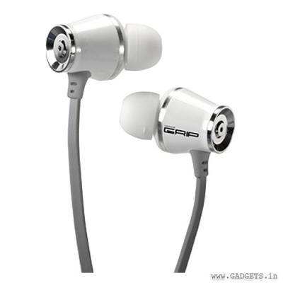 Verico Grip Gravity Earphone (White)