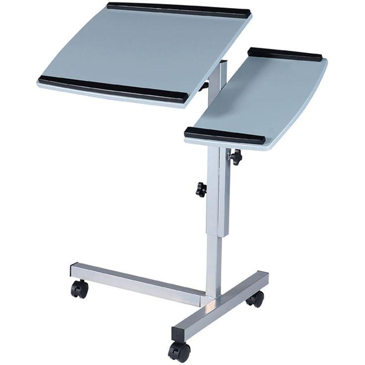Table D Ordinateur Mobile Desk Drafting Desk Furniture