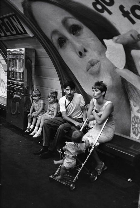 Paris 1968 Photo: Henri Cartier-Bresson