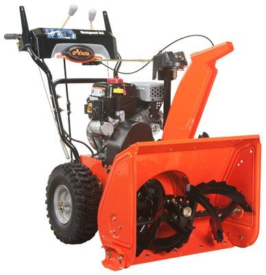 Ariens 920021 Compact Snow Thrower | Prices, Review, Buy It // Ariens 920021 is a great model. Ariens 920021 fairs best in significant or wet snows on flat ground lined in tiny obstacles like rocks or skinny gravel...