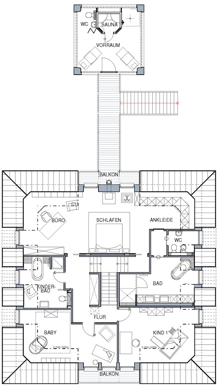 1000+ images about rchitektur House plans, rrow ...