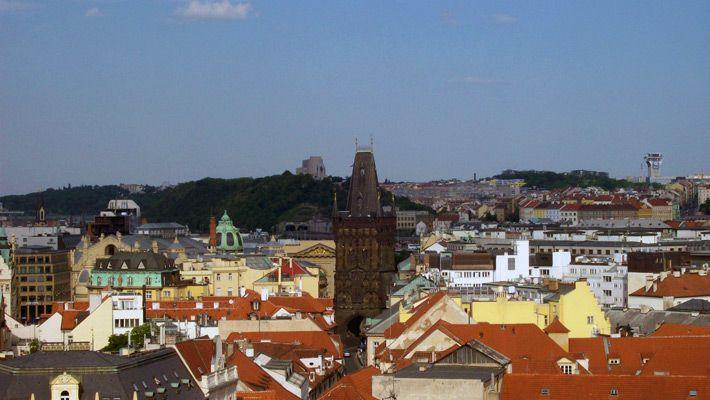 Powder Tower O vacanta in Praga in imagini - galerie foto. Vezi mai multe poze pe www.ghiduri-turistice.info