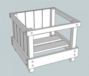 How to Build a Planter Box, DIY Planter Box, Planter Box Plans