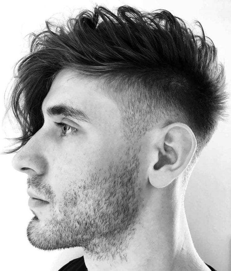 Stylish Undercut Hairstyle Variations For 2019