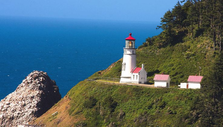 Heceta Head Lighthouse—Florence, Oregon