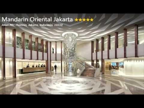 Mandarin Oriental Jakarta, Indonesia - YouTube