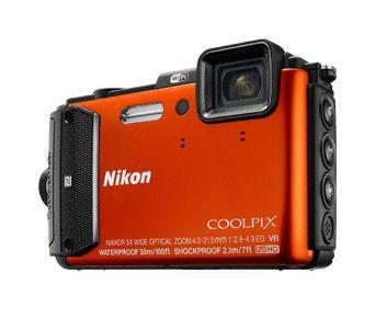 COOLPIX AW130 Waterproof Shockproof COOLPIX Dijital Fotoğraf Makineleri